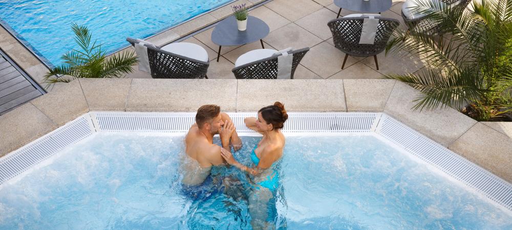 Ruhe und Erholung Wellnessurlaub in Bayern