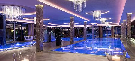 Badelandschaft im Wellness-Hotel Jagdhof bei Passau